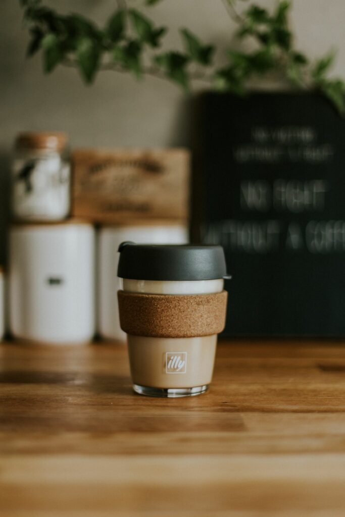 Keep Cup on the Moloneymakes Blog - 4 Areas Where I've Made Simple Changes To Improve My Environmental Impact In 2019