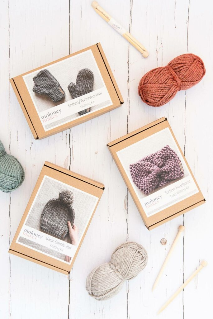 Moloneymakes Craft Kits - Stockists Page