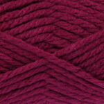 Super Chunky Vegan Yarn in Cerise
